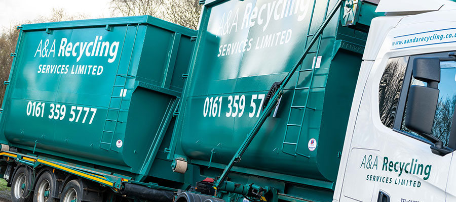 A&A Recycling New Container